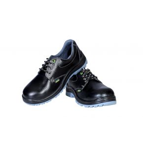 HIGH-TECH Make Black Safety Shoes HT-802